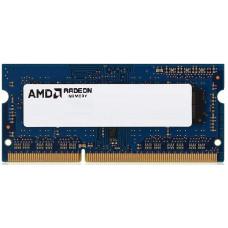 Оперативная память 2Gb DDR-3 1600Mhz AMD SO-DIMM (R532G1601S1S-UO)