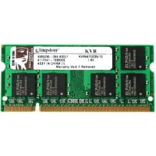 Оперативная память 1Gb DDR-2 667Mhz Kingston SO-DIMM (KVR667D2S5/1G)