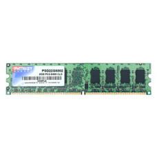Оперативная память 2Gb DDR-2 800MHz Patriot (PSD22G8002)