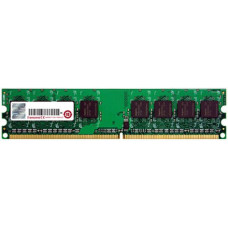 Оперативная память 1Gb DDR-2 800MHz Transcend (TS128MLQ64V8U)
