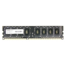 Оперативная память 4Gb DDR-3 1600Mhz AMD (AE34G1601U1-UO/R534G1601U1S-UO) OEM