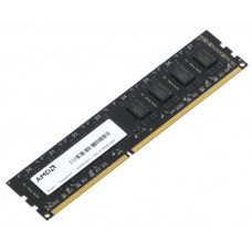 Оперативная память 2Gb DDR-3 1600Mhz AMD (R532G1601U1S-UO) OEM