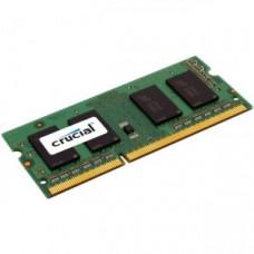 Оперативная память 2Gb DDR-3 1600MHz Crucial SO-DIMM (CT25664BF160BJ)