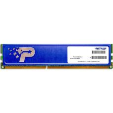 Оперативная память 4Gb DDR-3 1600MHz Patriot Signature (PSD34G160081H)