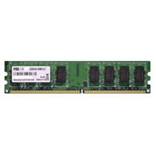 Оперативная память 2Gb DDR-2 800MHz Foxline (FL800D2U50-2G/FL800D2U6-2G)