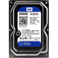 Жесткий диск 500Gb SATA-III Western Digital Blue (WD5000AZRZ)