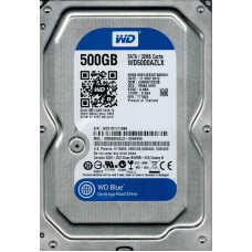 Жесткий диск 500Gb SATA-III Western Digital Blue (WD5000AZLX)