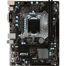 Материнская плата MSI H110M PRO-D Socket-1151