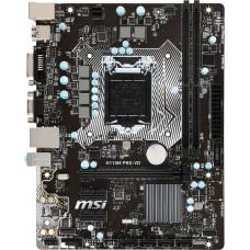 Материнская плата MSI H110M PRO-VD Socket-1151