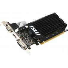 Видеокарта nVidia GeForce GT710 MSI PCI-E 1024Mb (GT 710 1GD3H LP)