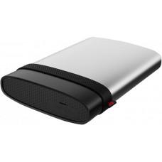 Внешний жесткий диск 1Tb Silicon Power Armor A85 Silver/Black (SP010TBPHDA85S3S)