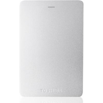 Внешний жесткий диск 500Gb Toshiba Canvio Alu Silver (HDTH305ES3AA)