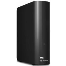 Внешний жесткий диск 4Tb Western Digital Elements Desktop (WDBWLG0040HBK)
