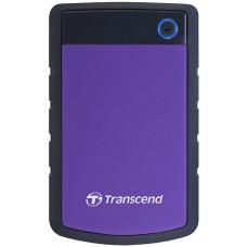 Внешний жесткий диск 2Tb Transcend StoreJet (TS2TSJ25H3P)