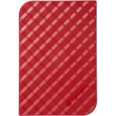 Внешний жесткий диск 1Tb Verbatim Store 'n' Go Red (53203)