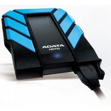 Внешний жесткий диск 1Tb A-DATA HD710 DashDrive Durable Blue (AHD710-1TU3-CBL)