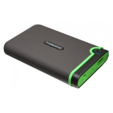 Внешний жесткий диск 500Gb Transcend StoreJet 25M3 (TS500GSJ25M3)