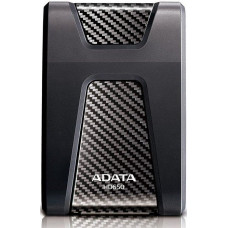 Внешний жесткий диск 1Tb A-DATA HD650 DashDrive Durable Black (AHD650-1TU3-CBK)