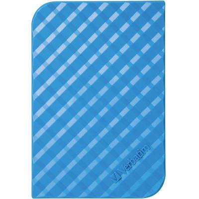 Внешний жесткий диск 1Tb Verbatim Store 'n' Go Style Blue (USB3.0)