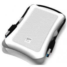 Внешний жесткий диск 1Tb Silicon Power Armor A30 White (SP010TBPHDA30S3W)