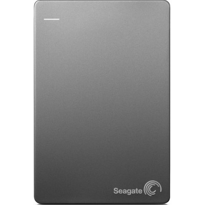 Внешний жесткий диск 1Tb Seagate Backup Plus Silver (STDR1000201)