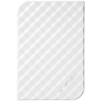 Внешний жесткий диск 1Tb Verbatim Store 'n' Go White (53206)
